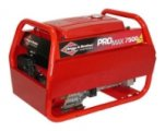 Бензогенератор Briggs and Stratton ProMax 7500EA 6,0кВт