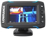 Эхолот-картплоттер Lowrance Elite-5Ti Mid/High/TotalScan